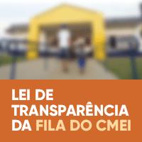 Lei de Transparência da Fila do CMEI