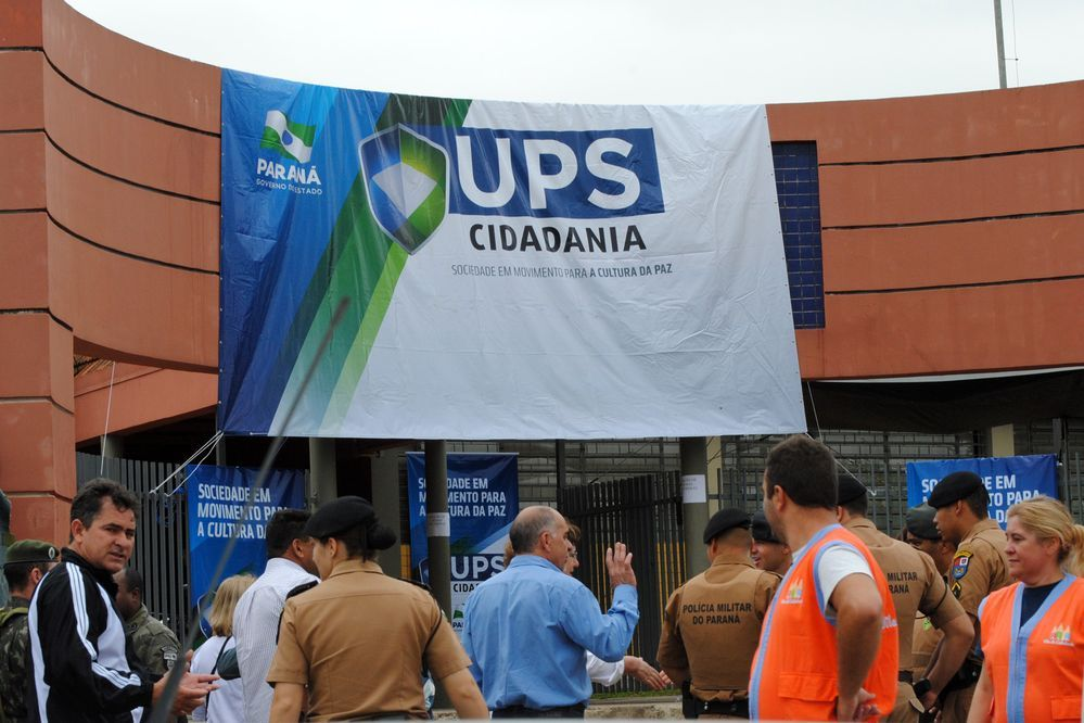 Instalação de UPS deve priorizar região com maior criminalidade, defende Hallberg