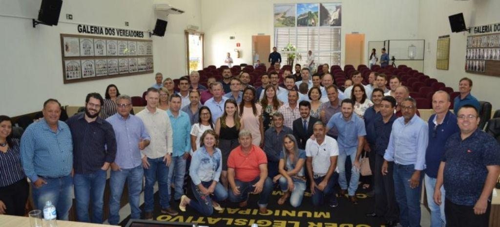 Tarifa de energia: Hallberg e Sampaio participam de reunião em Guaíra