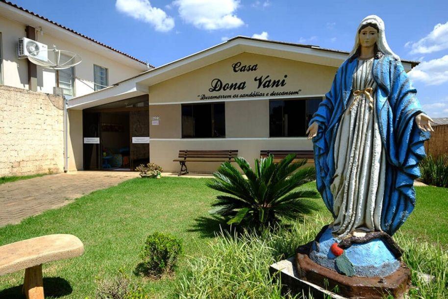 Casa Dona Vani é declarada de utilidade pública