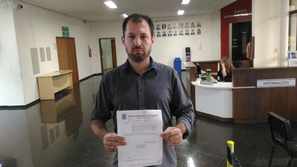 Vereador Fernando Hallberg quer saber sobre as isenções de IPTU e Taxa de LIXO