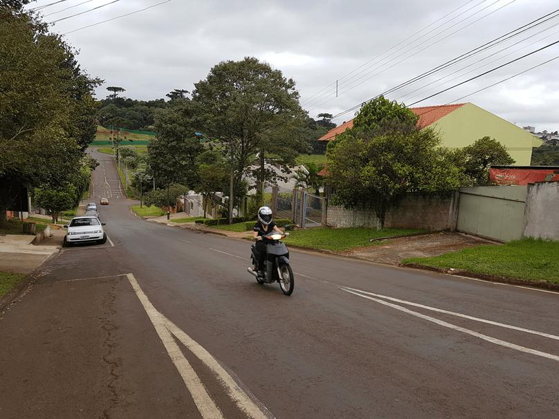 Vereador solicita redutor de velocidade na Rua Bom Jesus