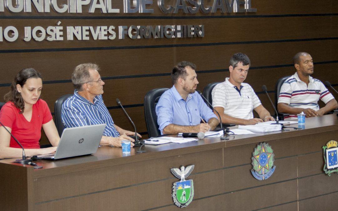 Plano Diretor é debatido por vereadores e técnicos em planejamento
