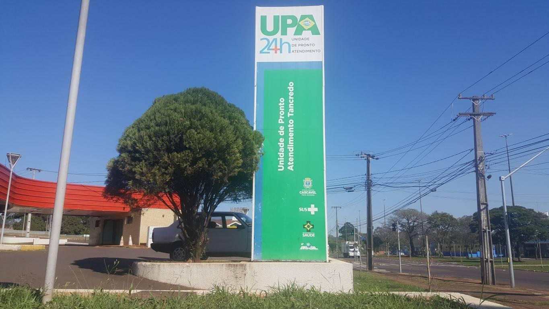 UPA Tancredo: Hallberg recebe denúncia e equipe verifica situação