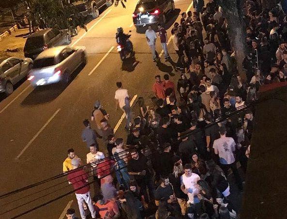 Secretaria de Finanças não participa de AIFU na Rua Paraná para conter gastos