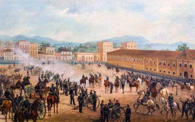 15 de novembro, Proclamação da República