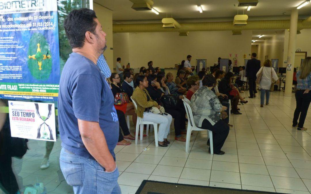 Justiça TSE suspende cancelamento de 2,5 milhões de títulos eleitorais