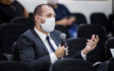 Hallberg pede à Prefeitura fiscalização sobre os preços do botijão de gás
