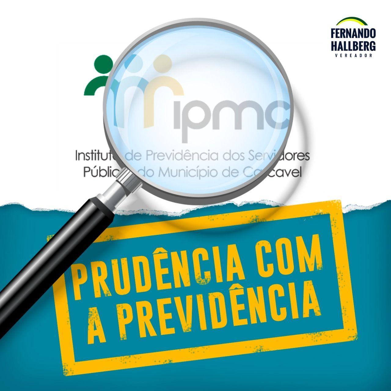 Requerimento 173/2020 – Instituto de Previdência do Município de Cascavel